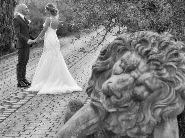 Il matrimonio di Leonardo e Caterina a Carmignano, Prato 22