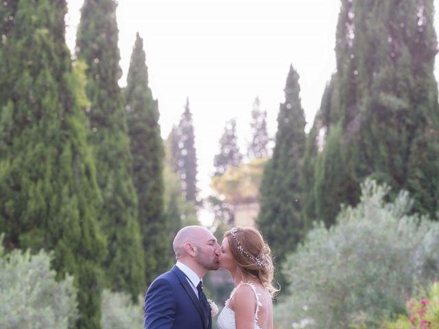 Il matrimonio di Leonardo e Caterina a Carmignano, Prato 23