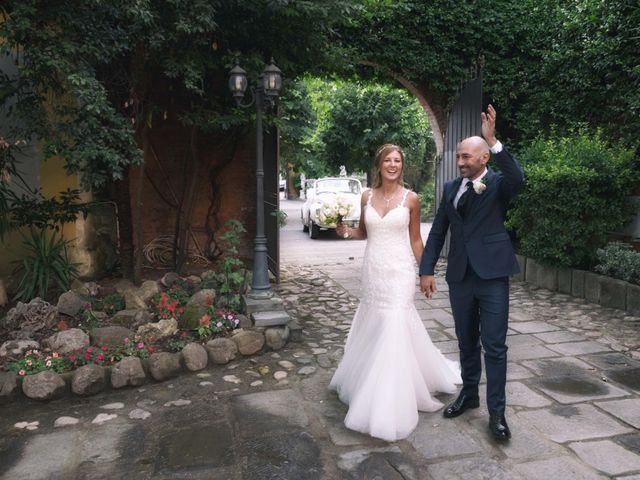Il matrimonio di Leonardo e Caterina a Carmignano, Prato 25