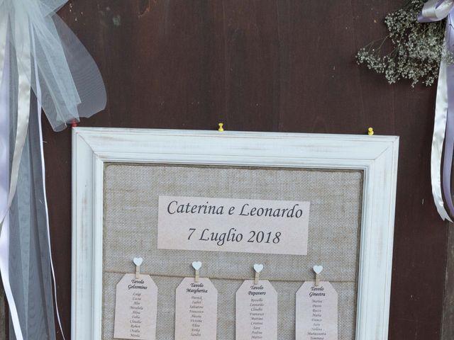 Il matrimonio di Leonardo e Caterina a Carmignano, Prato 26