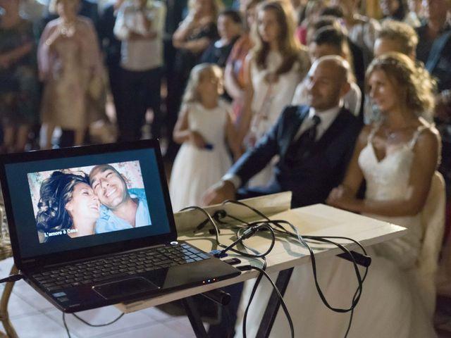 Il matrimonio di Leonardo e Caterina a Carmignano, Prato 29