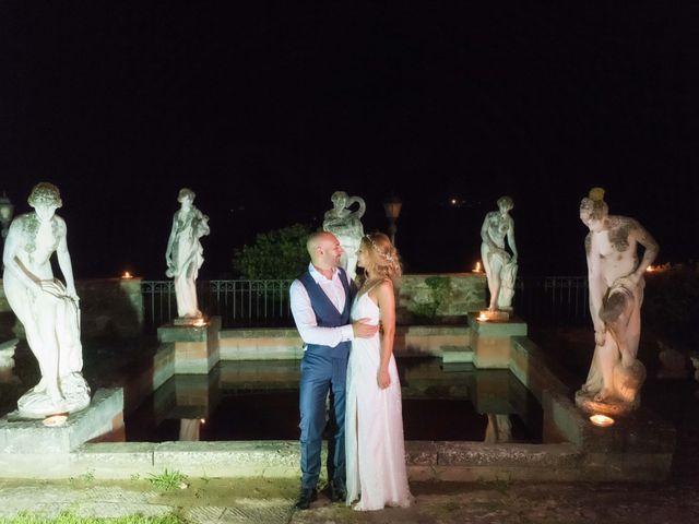 Il matrimonio di Leonardo e Caterina a Carmignano, Prato 33