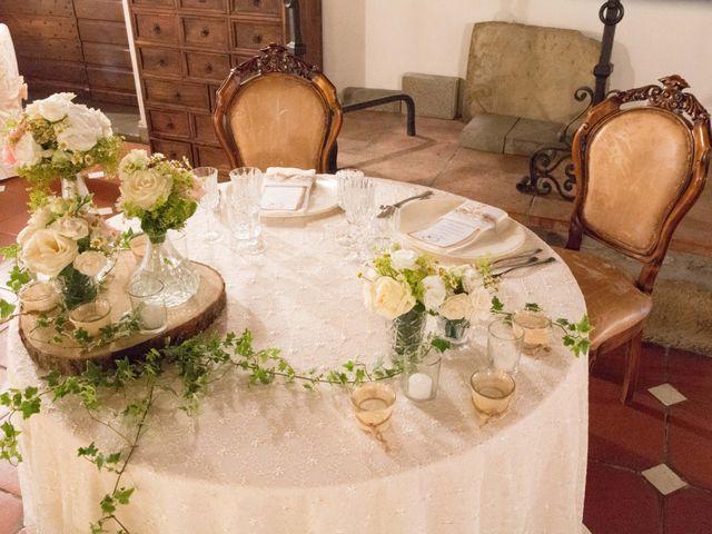 Il matrimonio di Leonardo e Caterina a Carmignano, Prato 35