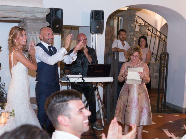 Il matrimonio di Leonardo e Caterina a Carmignano, Prato 37