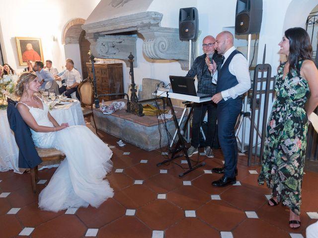 Il matrimonio di Leonardo e Caterina a Carmignano, Prato 38