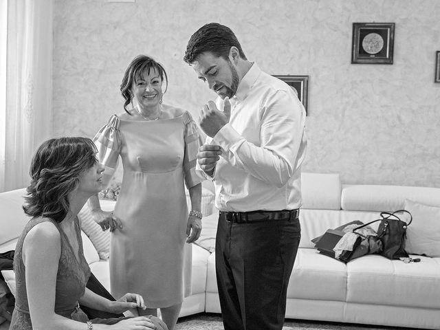 Il matrimonio di Davide e Serena a Castignano, Ascoli Piceno 5
