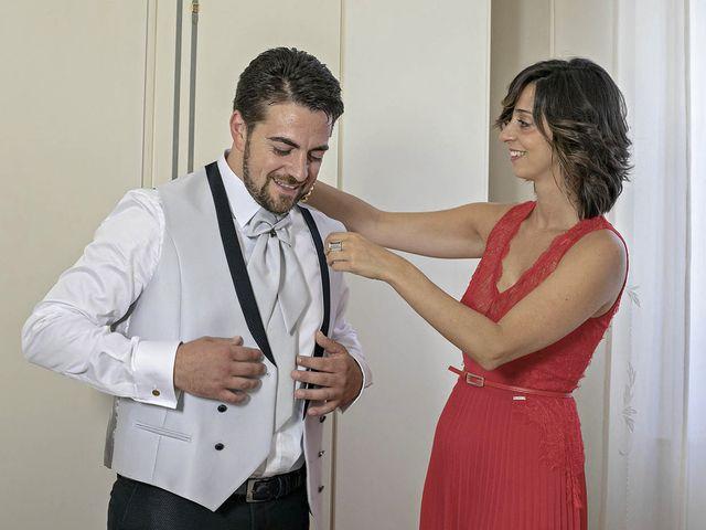 Il matrimonio di Davide e Serena a Castignano, Ascoli Piceno 8