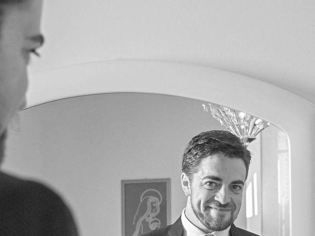 Il matrimonio di Davide e Serena a Castignano, Ascoli Piceno 9