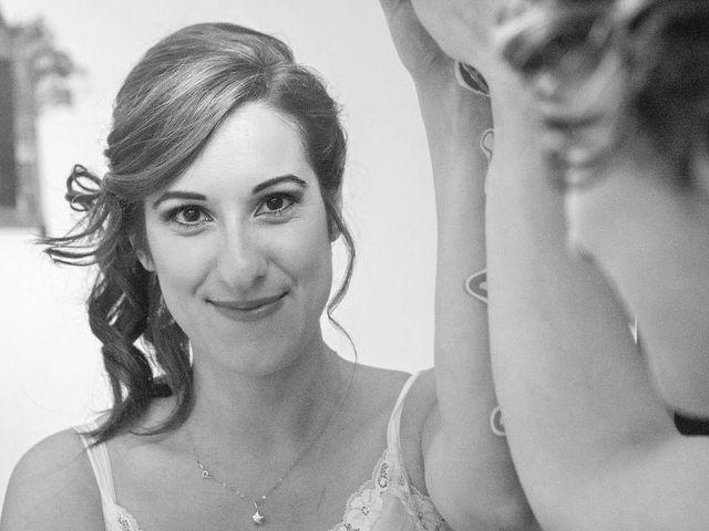 Il matrimonio di Davide e Serena a Castignano, Ascoli Piceno 11