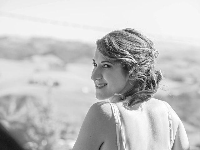 Il matrimonio di Davide e Serena a Castignano, Ascoli Piceno 12
