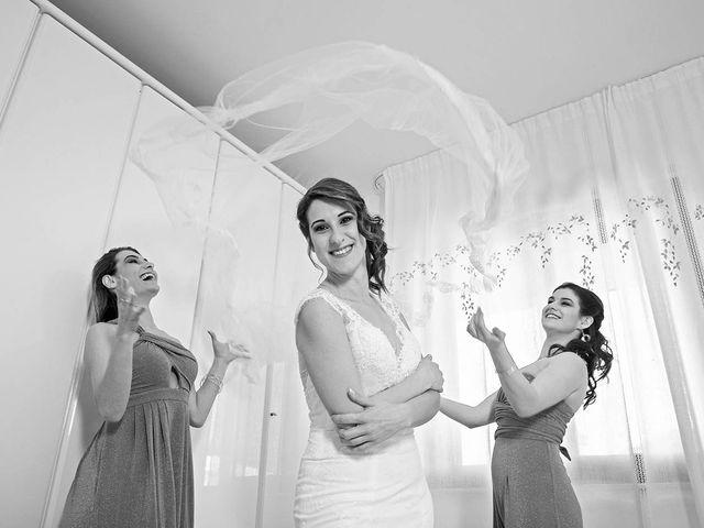 Il matrimonio di Davide e Serena a Castignano, Ascoli Piceno 19