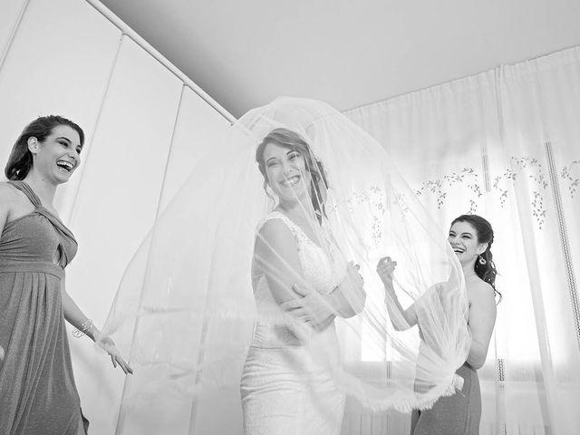 Il matrimonio di Davide e Serena a Castignano, Ascoli Piceno 20