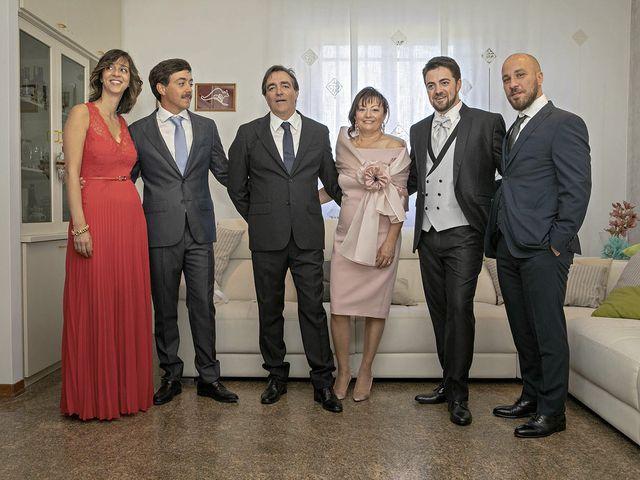 Il matrimonio di Davide e Serena a Castignano, Ascoli Piceno 22