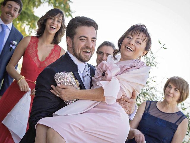 Il matrimonio di Davide e Serena a Castignano, Ascoli Piceno 27