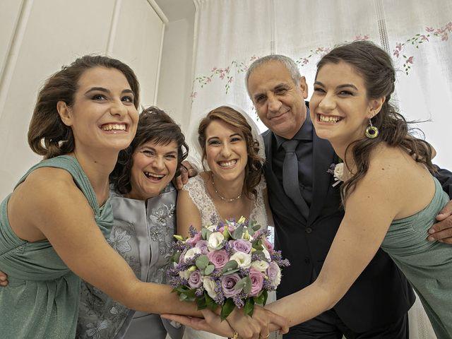 Il matrimonio di Davide e Serena a Castignano, Ascoli Piceno 31