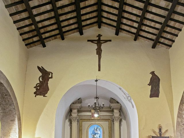 Il matrimonio di Davide e Serena a Castignano, Ascoli Piceno 36