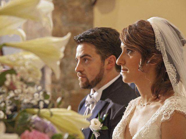 Il matrimonio di Davide e Serena a Castignano, Ascoli Piceno 37