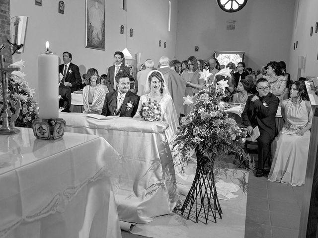 Il matrimonio di Davide e Serena a Castignano, Ascoli Piceno 41