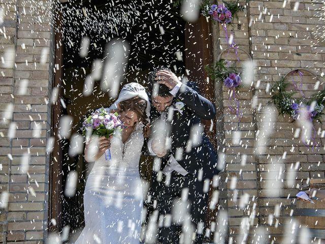 Il matrimonio di Davide e Serena a Castignano, Ascoli Piceno 45