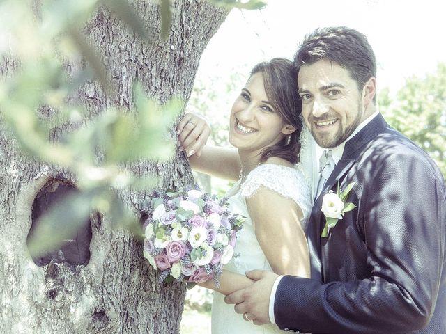 Il matrimonio di Davide e Serena a Castignano, Ascoli Piceno 49
