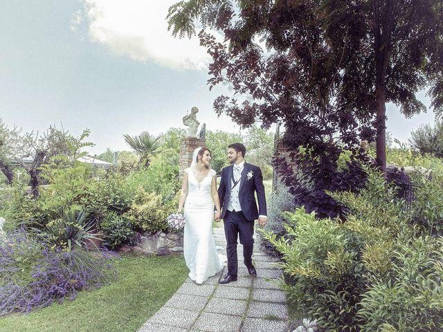 Il matrimonio di Davide e Serena a Castignano, Ascoli Piceno 50