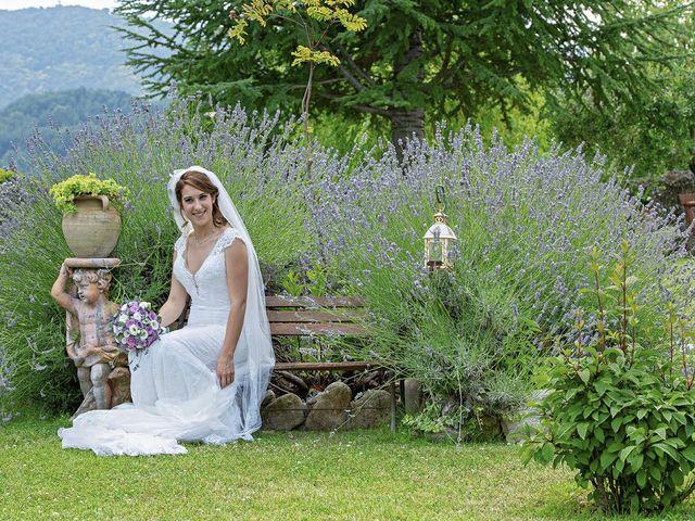 Il matrimonio di Davide e Serena a Castignano, Ascoli Piceno 51