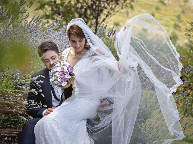 Il matrimonio di Davide e Serena a Castignano, Ascoli Piceno 52