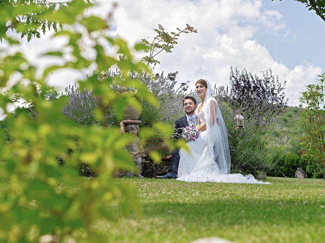 Il matrimonio di Davide e Serena a Castignano, Ascoli Piceno 53