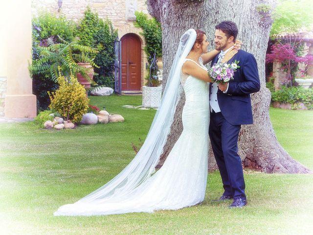 Il matrimonio di Davide e Serena a Castignano, Ascoli Piceno 56