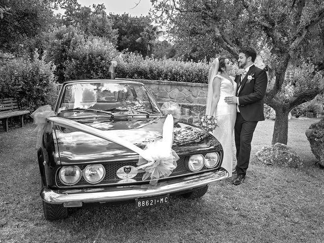 Il matrimonio di Davide e Serena a Castignano, Ascoli Piceno 60