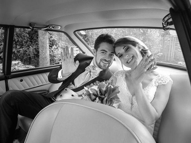 Il matrimonio di Davide e Serena a Castignano, Ascoli Piceno 61