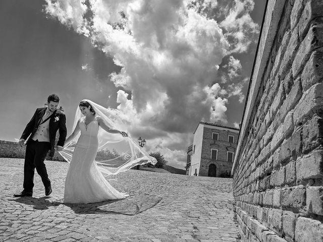 Il matrimonio di Davide e Serena a Castignano, Ascoli Piceno 67