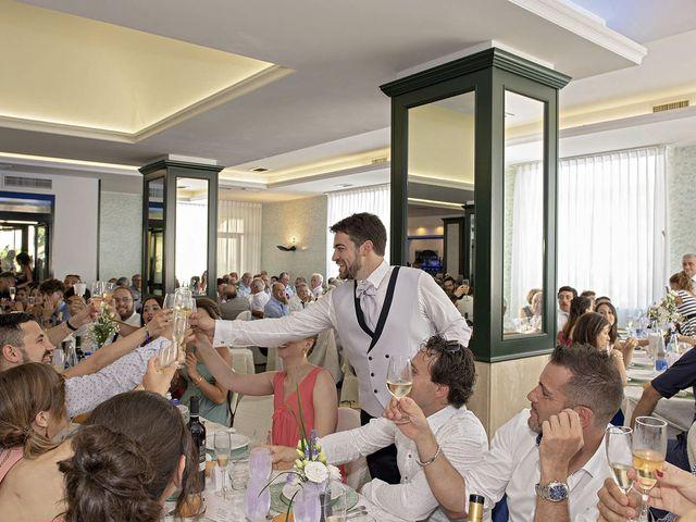 Il matrimonio di Davide e Serena a Castignano, Ascoli Piceno 70
