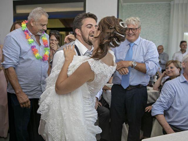 Il matrimonio di Davide e Serena a Castignano, Ascoli Piceno 71