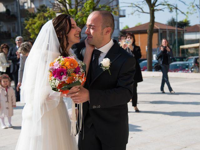 Il matrimonio di Lucia e Marco  a Casaleone, Verona 3