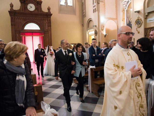 Il matrimonio di Lucia e Marco  a Casaleone, Verona 5