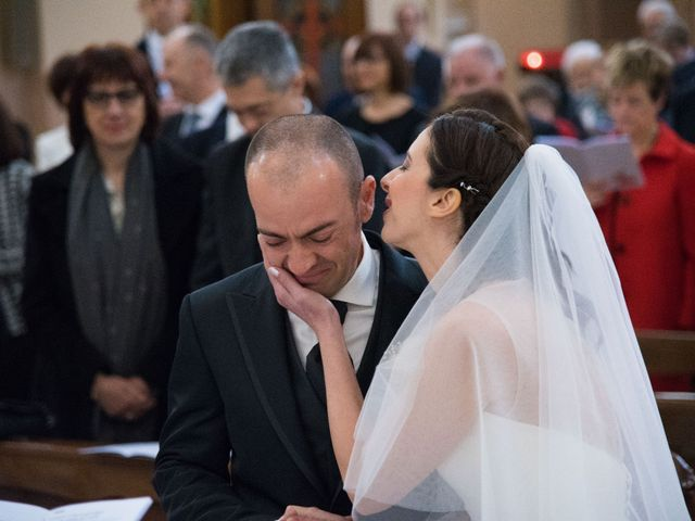 Il matrimonio di Lucia e Marco  a Casaleone, Verona 7