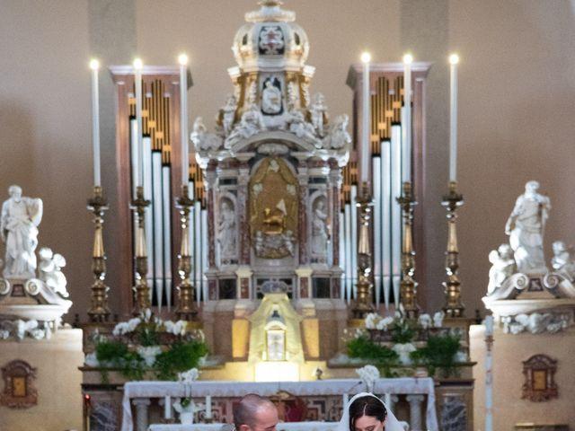 Il matrimonio di Lucia e Marco  a Casaleone, Verona 11