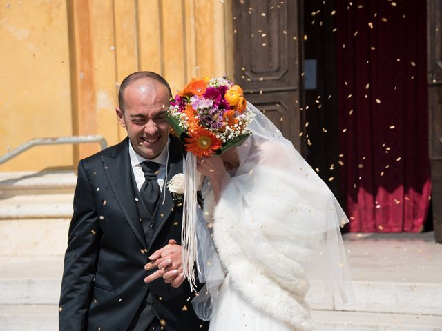 Il matrimonio di Lucia e Marco  a Casaleone, Verona 12