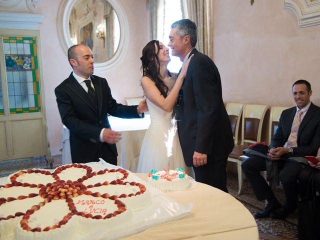 Il matrimonio di Lucia e Marco  a Casaleone, Verona 22