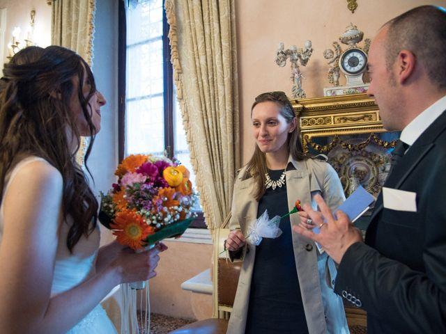 Il matrimonio di Lucia e Marco  a Casaleone, Verona 28