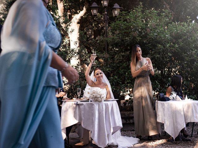 Il matrimonio di Corinne e Alessandro a Sorrento, Napoli 6