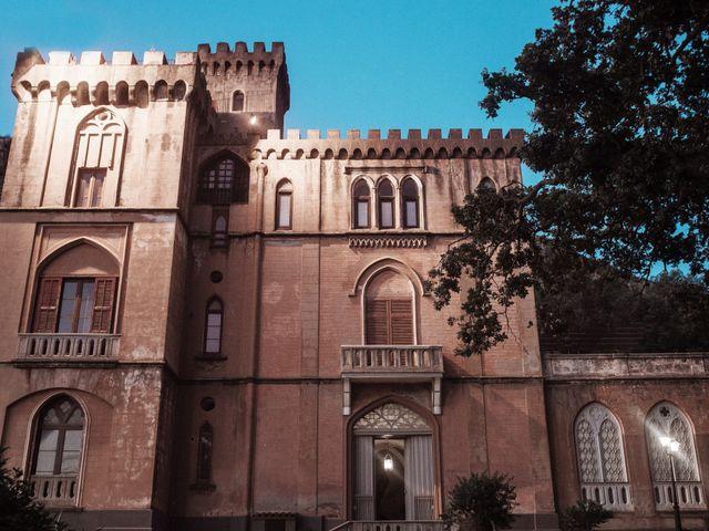 Il matrimonio di Corinne e Alessandro a Sorrento, Napoli 8
