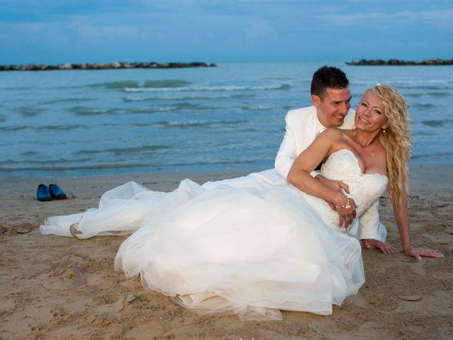 Le nozze di Fraisury e Mirko