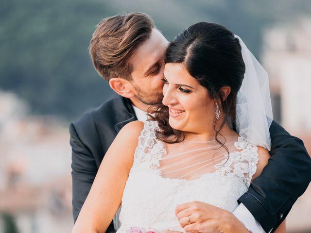 Le nozze di Cristina e Carmine