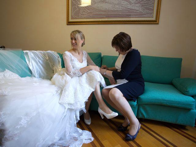 Il matrimonio di Federica e Riccardo a Bogliasco, Genova 11