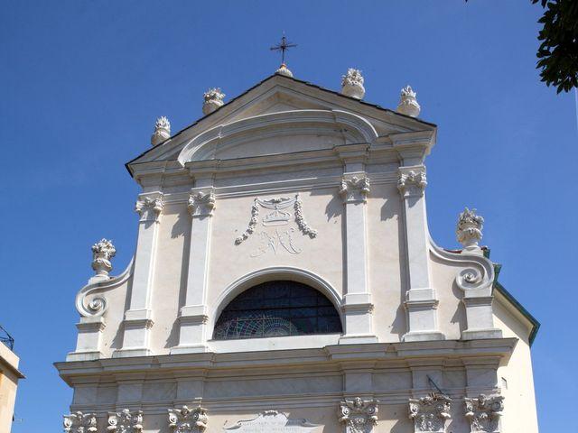 Il matrimonio di Federica e Riccardo a Bogliasco, Genova 15