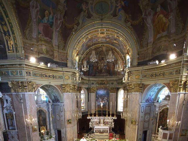 Il matrimonio di Federica e Riccardo a Bogliasco, Genova 18