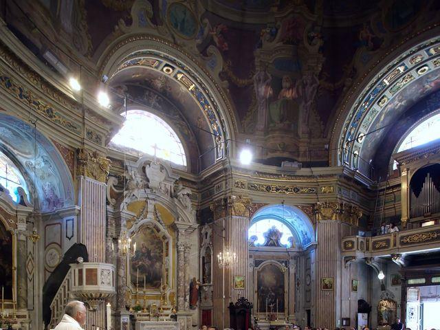 Il matrimonio di Federica e Riccardo a Bogliasco, Genova 19