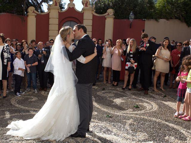 Il matrimonio di Federica e Riccardo a Bogliasco, Genova 20
